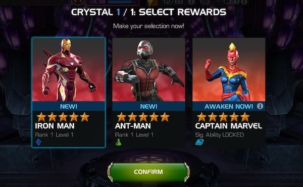 Act 6 Exploration / Completion Rewards Are Revised