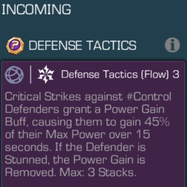 "Defense Tactic ""Flow"" Gets Little Easier"