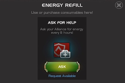 How to Request Energy Help Before You Run Out of It?