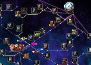 Alliance Quest Map 3 (AQ Map Season 8.5)