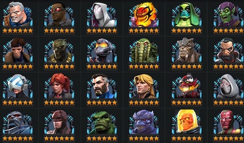 6 Star Featured Heroes Pool – Updated (March 23, 2021)