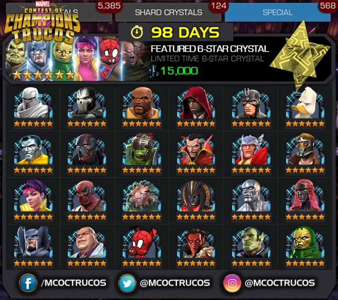 6star featured