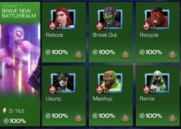 Act 7.1 (Book 2) All Bosses Counters