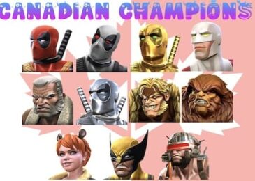 Who Are Canadian Champs (Tagged #Canadian)